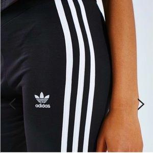 Adidas originals 3 stripes mid rise Legging XS